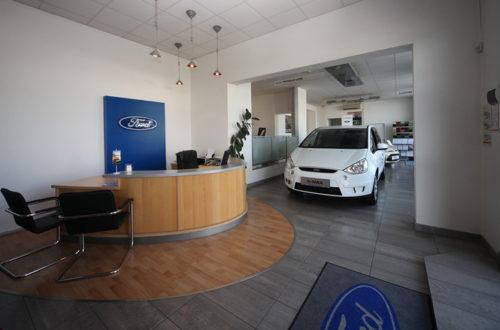 Ford servis Ljubljana