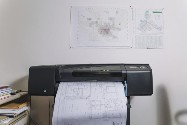 Ploter papir