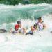 Soca river kayaking and rafting