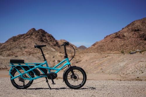 Električno gorsko kolo je v tem hipu pravi modni hit