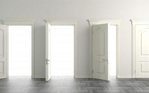 lesena notranja vrata