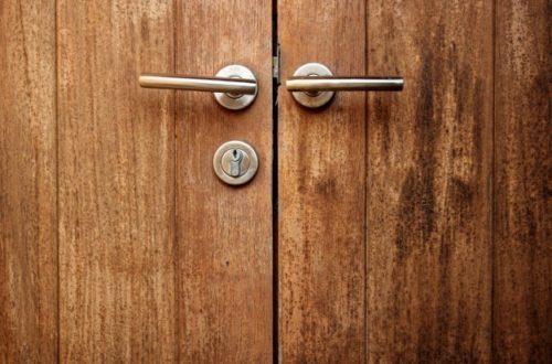 Vhodna varnostna vrata