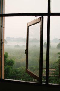 Tipi oken v stanovanjskih objektih