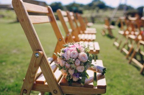 Sodobno zasnovani vrtni stoli