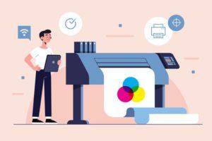 Kateri način tiska je najbolj primeren za tiskanje plakatov?