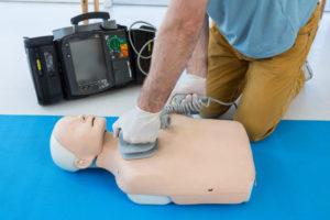 Nakup defibrilatorja