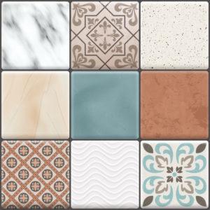 Kakovostna talna keramika za stanovanje