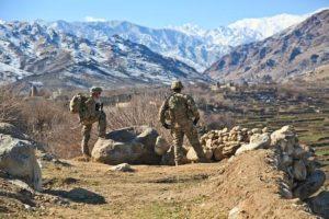 Vojaška oprema je dobro pripravljena na zahtevne razmere