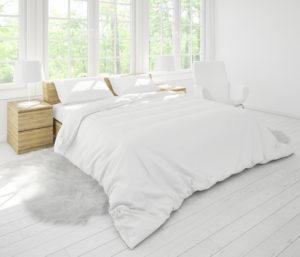 Prešita odeja za mirno spanje v zimskem času