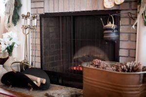 Rozeta za dimnik omogoča priklop sodobnih kurilnih naprav