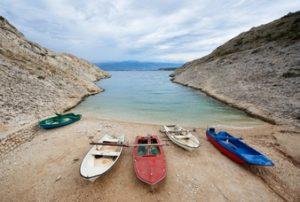 Za najem plovil Hrvaška ponuja največ