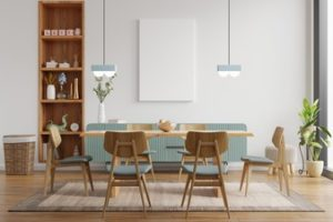 Stoli za jedilnico in druge stanovanjske prostore