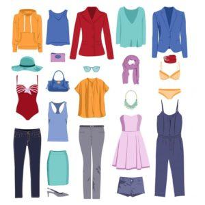 Ženska oblačila pri spletnih trgovcih