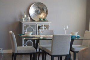 Stoli za jedilnico so lahko elegantni, enostavni in vsestranski